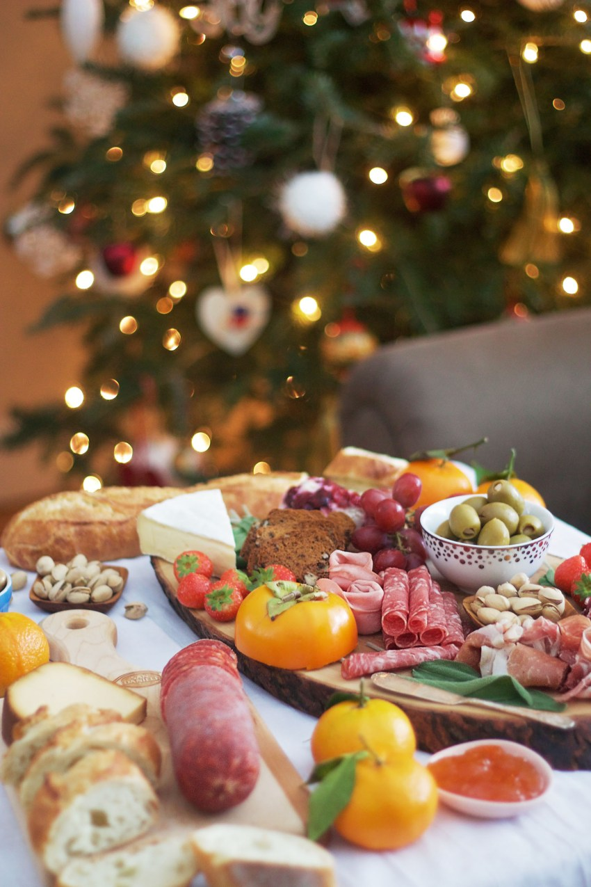 Our Christmas Eve Charcuterie Board Is A Family Tradition
