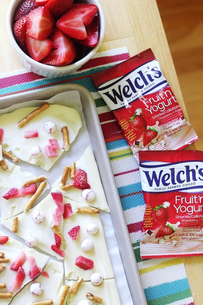 Welch's Fruit 'n Yogurt Snacks Are Mom-Approved for The Back to School Routine
