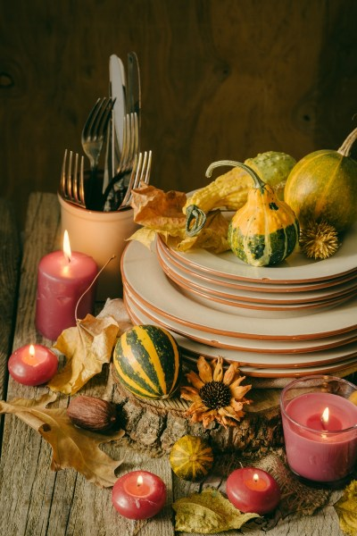 5 Beautiful Ways To Decorate Your Home This Fall On A Budget