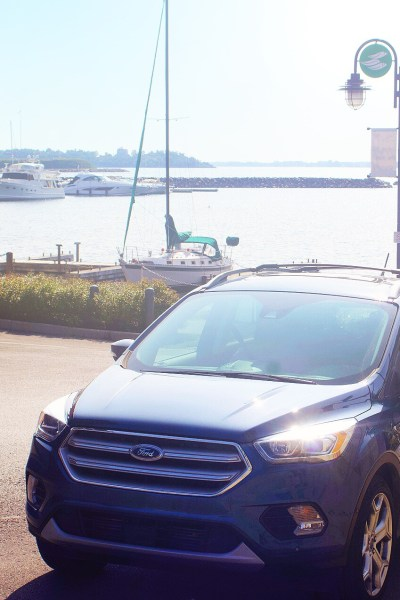 Our Summer Road Trip with the New 2018 Ford Escape Titanium