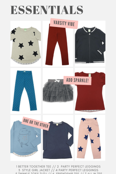 Kids Style: Peekaboo Beans Fall Essentials