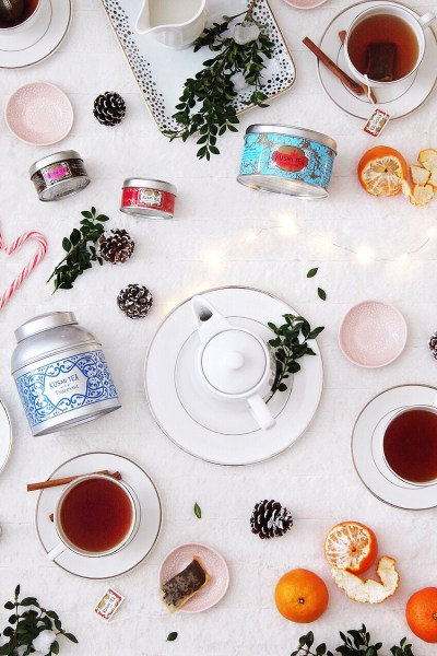 Discover Kusmi Tea Paris This Holiday Season and Enjoy It All Year Long
