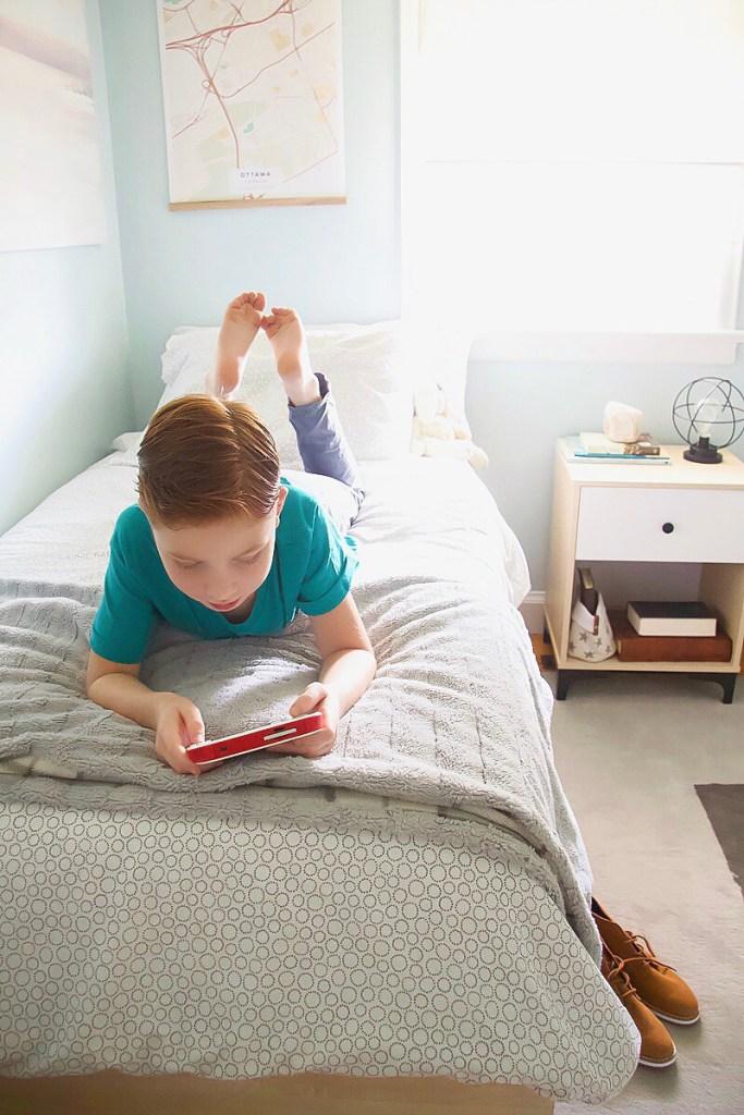 Scandinavian Aesthetic In A Kids Bedroom, Childrens Bedroom Furniture Wayfair