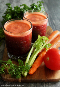 Get Healthy with Homemade V8 Juice