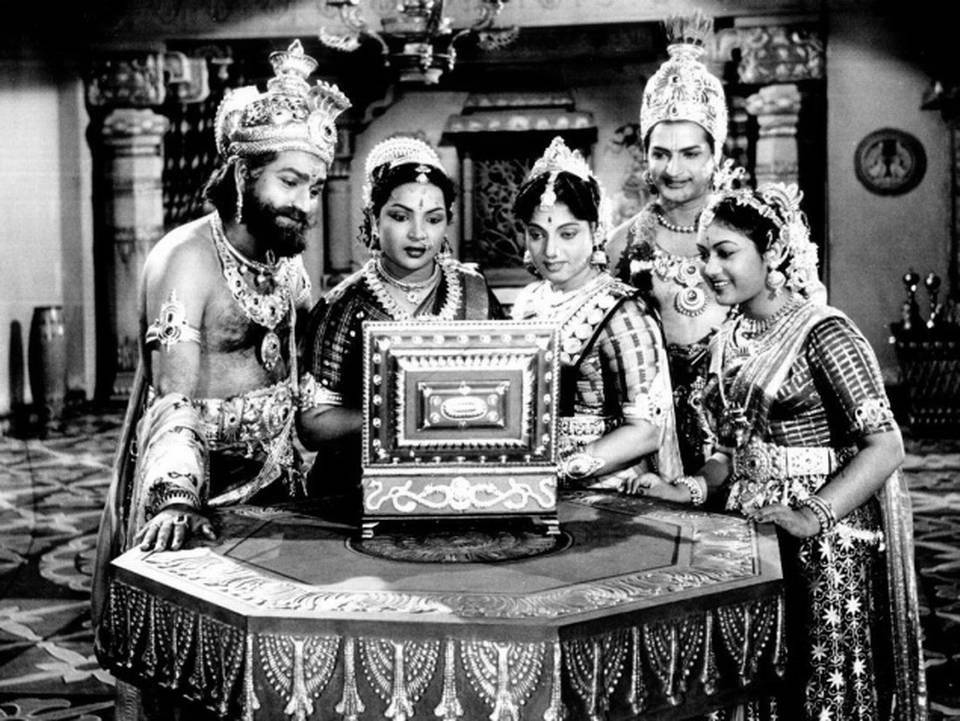 Mayabazar (1957): All Time Classic. What a Picture it was !! #TeluguCinemaHistory