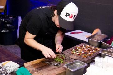 Parts & Labour Catering