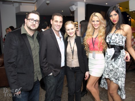 Jared Goldberg, Aaron Kaufman, 5th Element Events and Femme Fatale Media