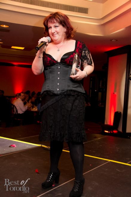Carolyn Luscombe, Eclectic Events Intl