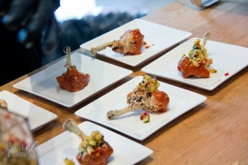 Chicken drummettes from Food Dudes