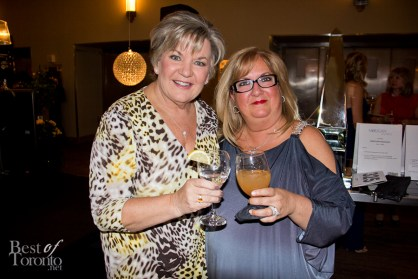 left: Havergal Principal, Dr. Susan R. Groesbeck