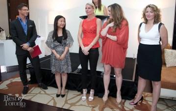 Deborah Lau-Yu, Jennifer Bassett, Brittney Kuczynski,