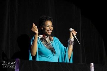 Shakura S'Aida, Canadian jazz and blues vocalist