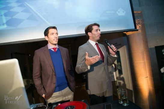 The W Network's Property Brothers