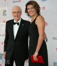 Brian Williams, Christine Sinclair