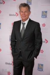 David Foster, presenter
