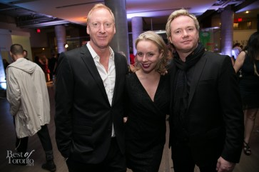 left: Glen Baxter