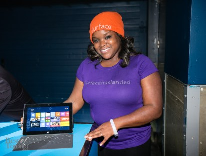 The Microsoft Surface 2 tablet | Photo: John Tan