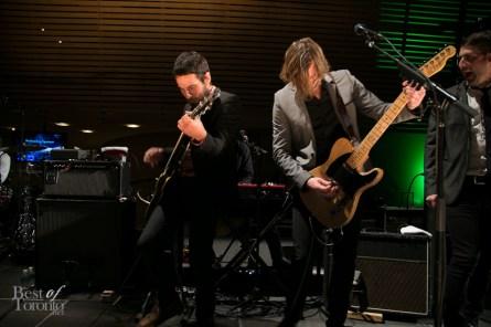 Sam Roberts Band