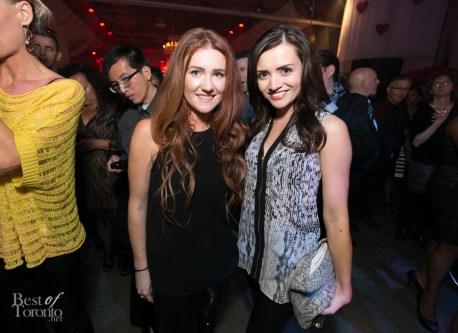 right: Carolyn Potter