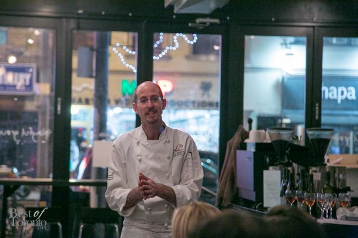 Chef Eyal Liebman