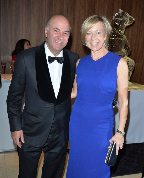 l: Kevin O'Leary | Photo: George Pimentel