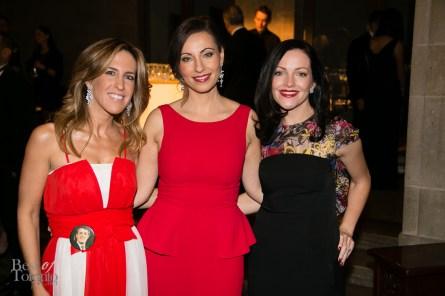 Vanessa Mulroney, Vicky Milner, Jane Hanrahan