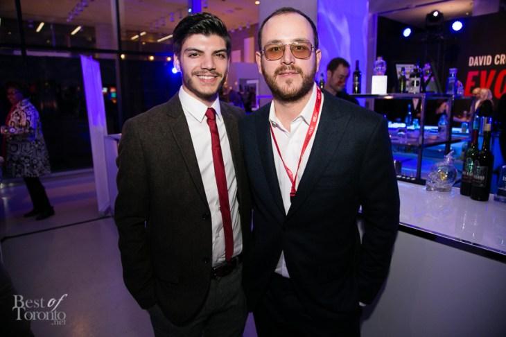 right: Kyle Kofsky