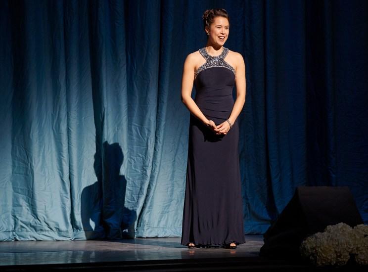 Ensemble Studio Competition finalist mezzo-soprano Emma Char | Photo: Michael Cooper