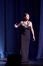Ensemble Studio Competition finalist soprano Lara Secord-Haid | Photo: Michael Cooper