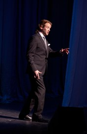 Ensemble Studio Competition finalist bass-baritone Nathan Keoughan | Photo: Michael Cooper