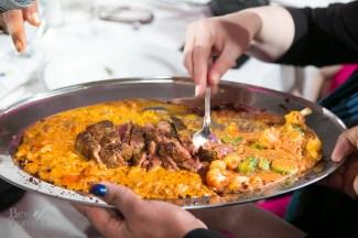 The dish from Team Vikram Vij