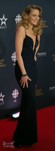 Hélène Joy, CBC's Murdoch Mysteries