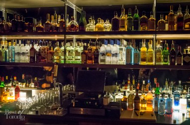 Behind the bar | Photo: John Tan