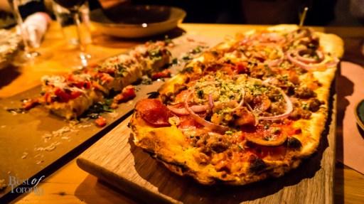 The Butcher Pizza
