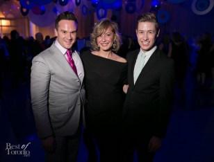 Mike Chalut, Anne Mroczkowski, Terrence Freeman