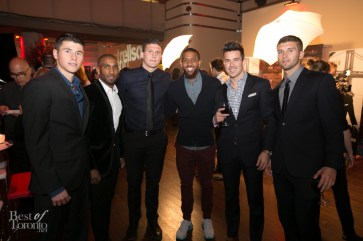 Toronto FC players
