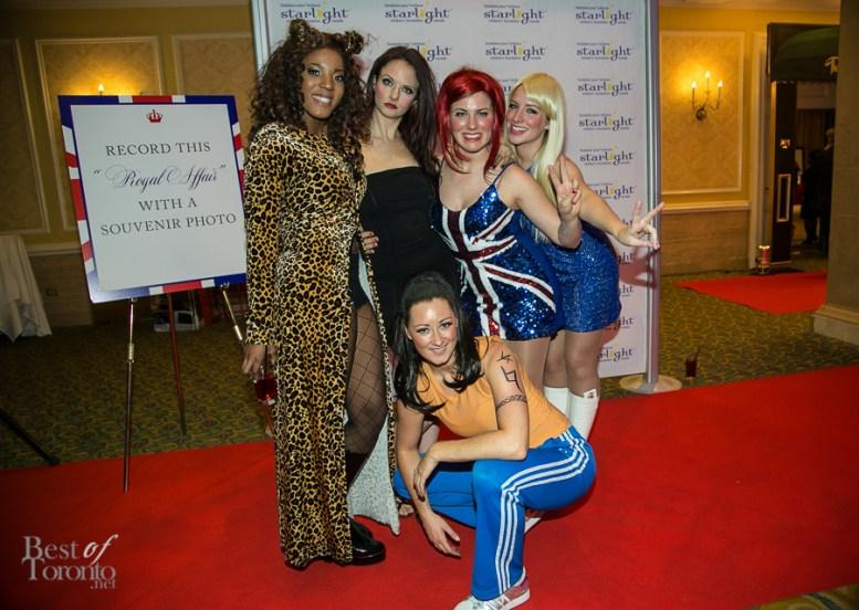 Wannabe, Spice Girls Tribute Band