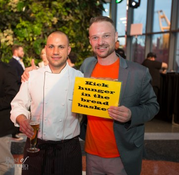 Chef Saverio Macri | Photo: Nick Lee