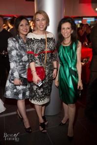 Susan Langdon, Lisa Tant, Michelle Levy