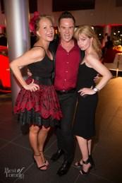 Anne Mroczkowski, Mike Chalut, Cynthia Mulligan