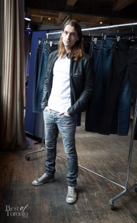 "Wearing ""Sartor: search & destroy"" with a slouchy skinny fit"