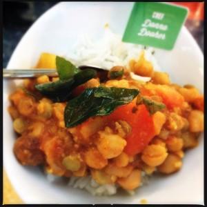Moroccan Veggie Tagine by Chef Donna Dooher   Photo: Nellie Chen