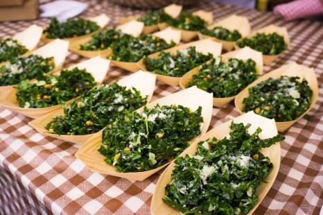 Gusto 101's Kale Salad