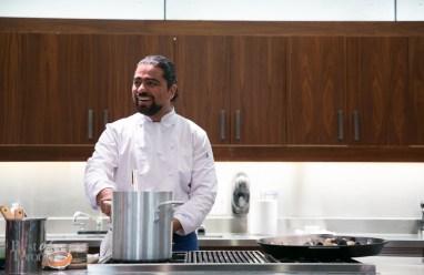 Chef Luis Valenzuela, Carmen Cocina Española