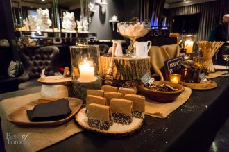 Build your own S'mores Station