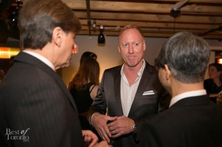 Glen Baxter, co-owner of WEST bar