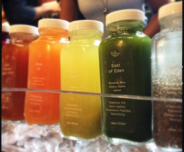 Refreshing and healthy juices from Greenhouse Juice Co.