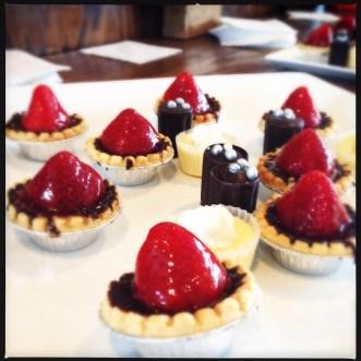 Desserts   Photo by Nellie Chen