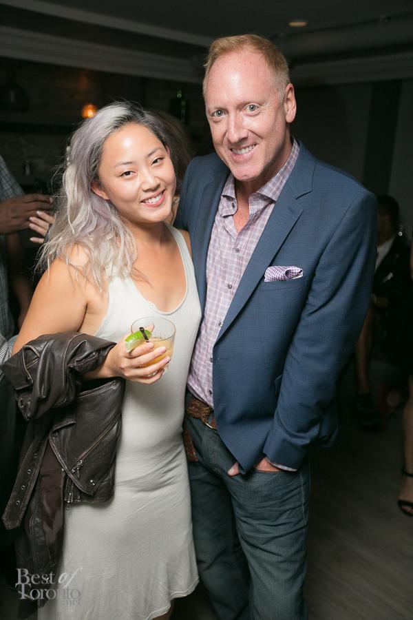 Joanne Jin, Glen Baxter