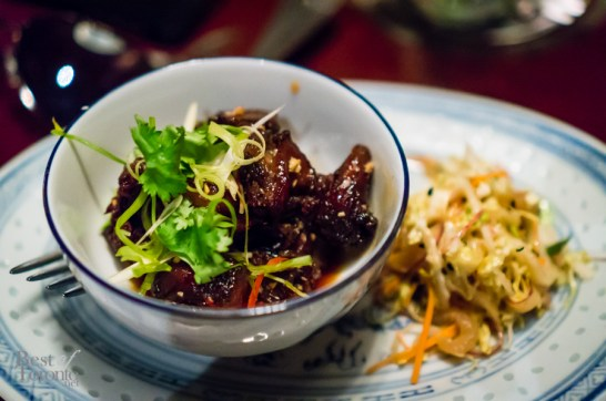 Sweet and Sour Pork Hock